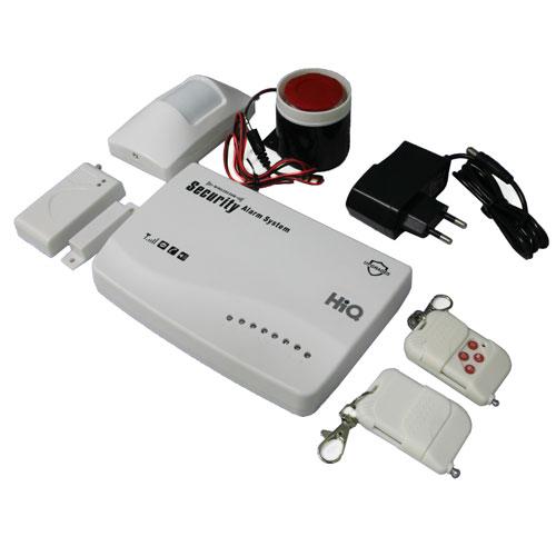 Беспроводная GSM-сигнализация HIQ-GSM8-HS