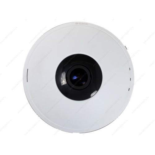 IP-видеокамера рыбий глаз